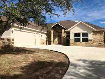 Burnet Single Family Home For Sale: 105 Secret