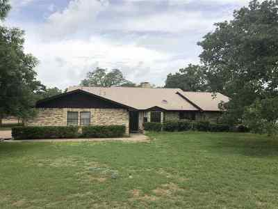 Marble Falls TX Single Family Home For Sale: $349,900