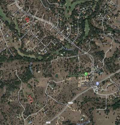 Horseshoe Bay Residential Lots & Land For Sale: 406 Emerald