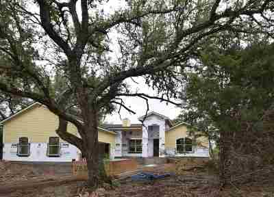 Spicewood Single Family Home For Sale: 103 Kendall