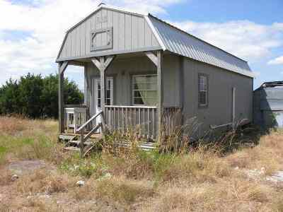 Bertram TX Farm & Ranch For Sale: $149,900
