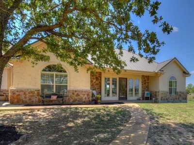 Marble Falls TX Single Family Home For Sale: $358,500