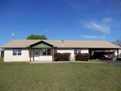 Marble Falls Single Family Home Temporarily Off Market: 310 Cr 144b