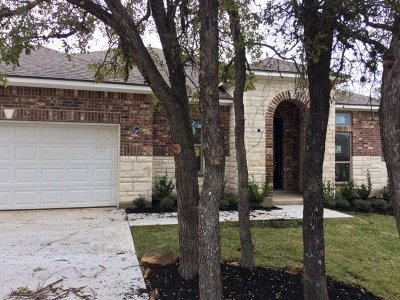 Marble Falls Single Family Home For Sale: 505 Amy