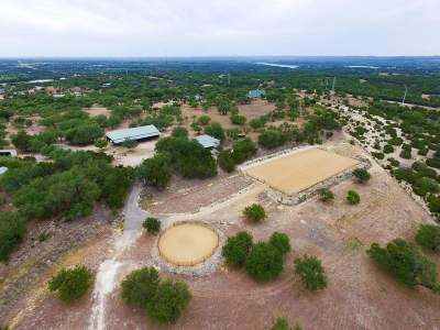 Burnet County Farm & Ranch For Sale: 317 Scenic Ridge