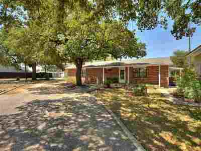 Granite Shoals TX Single Family Home Pending-Taking Backups: $280,000