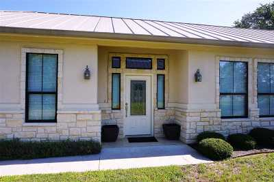 Horseshoe Bay W Single Family Home For Sale: 1106 Sun Ray