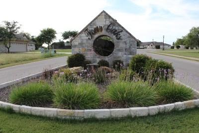 Marble Falls Residential Lots & Land Pending-Taking Backups: 801 Lacey Oak Circle