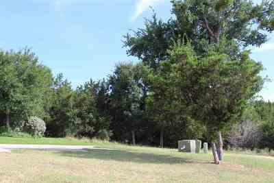 Marble Falls Residential Lots & Land For Sale: 1102 Monterey Oak