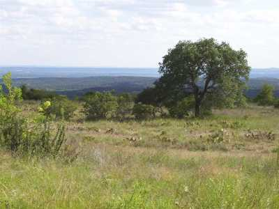 Burnet County Farm & Ranch For Sale: Lot 145 Cherokee Ridge