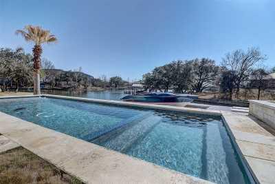 Kingsland TX Single Family Home For Sale: $1,350,000