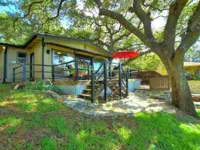 Kingsland TX Single Family Home Pending-Taking Backups: $619,000
