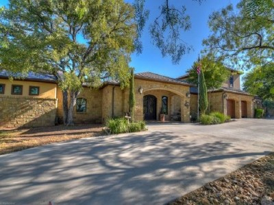 Horseshoe Bay Single Family Home For Sale: 605 Sombrero