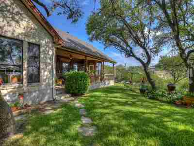 Spicewood Single Family Home For Sale: 103 S Ronay