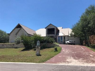 Horseshoe Bay P Single Family Home Pending-Taking Backups: 302 Left