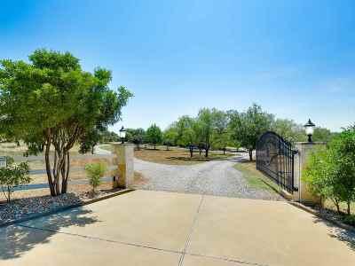 Horseshoe Bay Farm & Ranch Pending-Taking Backups: 109 The Hills Rd