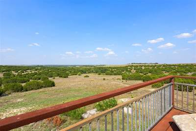 Burnet County Farm & Ranch Pending-Taking Backups: 220 Cr 207a