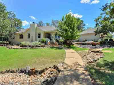 Horseshoe Bay Single Family Home For Sale: 109 W Bluebonnet Road