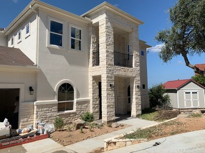 Marble Falls Single Family Home For Sale: 210 Bridget