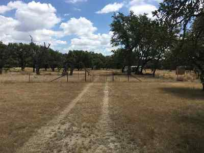 Burnet Residential Lots & Land For Sale: 01 Cr 100