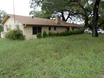 marble falls Single Family Home Pending-Taking Backups: 1415 W Fm 2147