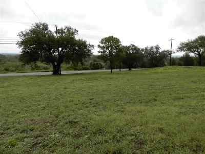 Marble Falls Residential Lots & Land For Sale: Lots 7 & 8 Taylor Dr