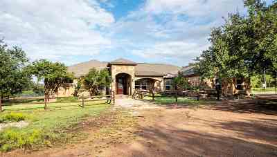 Horseshoe Bay Single Family Home For Sale: 501 Twisted Oak