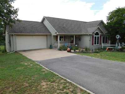Burnet County Single Family Home Pending-Taking Backups: 137 W Newcastle