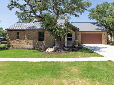 Burnet Single Family Home For Sale: 103 Double