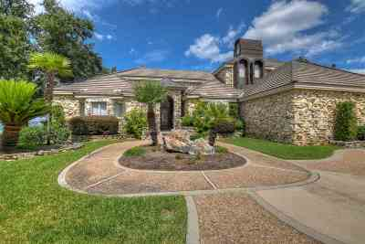Bell County, Bosque County, Burnet County, Calhoun County, Coryell County, Lampasas County, Limestone County, Llano County, McLennan County, Milam County, Mills County, San Saba County, Williamson County, Hamilton County Single Family Home For Sale: 504 Lighthouse