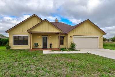 Marble Falls Single Family Home Pending-Taking Backups: 1310 Northwood