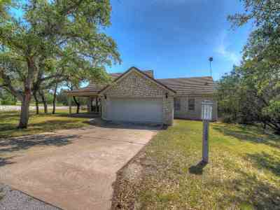 Horseshoe Bay Single Family Home For Sale: 1204 Panorama Pass/Hi Mesa