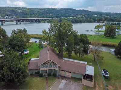 Burnet County Single Family Home For Sale: 127 Cr 141