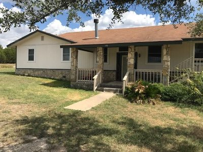 Burnet Single Family Home For Sale: 109 Overlook