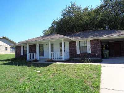 Burnet TX Single Family Home Pending-Taking Backups: $158,000
