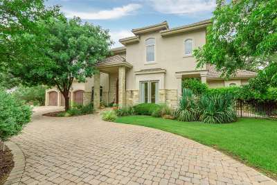 Horseshoe Bay Single Family Home For Sale: 705 Pecan Crossing