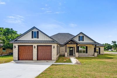 Burnet TX Single Family Home For Sale: $364,900
