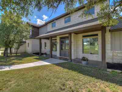 Spicewood Single Family Home Pending-Taking Backups: 102 Oak Meadow Trail