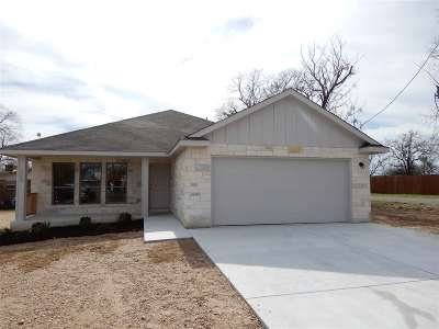 Granite Shoals Single Family Home Pending-Taking Backups: 302 Bluebonnet Dr
