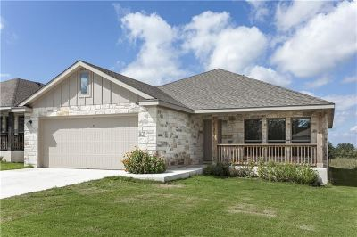 Marble Falls TX Single Family Home For Sale: $224,500