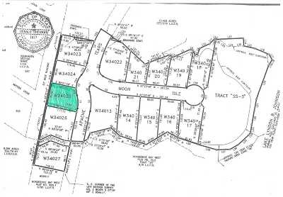 Horseshoe Bay Residential Lots & Land For Sale: W34025 Apache Tears
