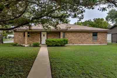 Burnet Single Family Home Pending-Taking Backups: 100 Corder Ln