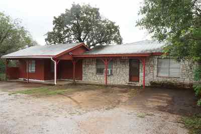 Tow TX Single Family Home For Sale: $117,900