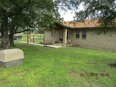 Burnet County Single Family Home For Sale: 1506 Glen Forest Dr