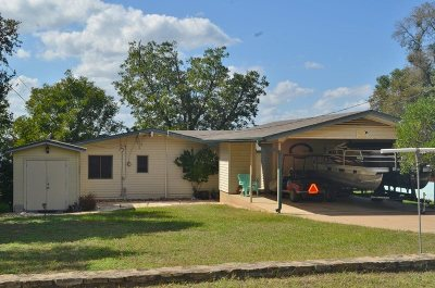Burnet Single Family Home Pending-Taking Backups: 321 Lakewood