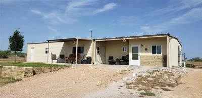 Lampasas County Single Family Home Pending-Taking Backups: 694 Fm 1494