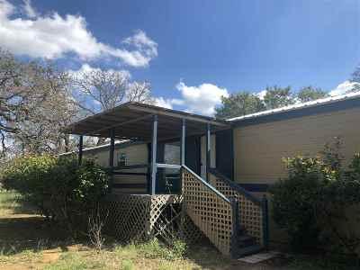 Buchanan Dam Single Family Home For Sale: 128 Geola