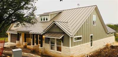 Horseshoe Bay Single Family Home For Sale: 1635 Sapphire