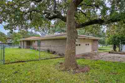 Burnet County Single Family Home For Sale: 1010 Hill Circle West