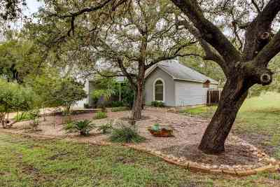 Spicewood Single Family Home Pending-Taking Backups: 310 Songwood
